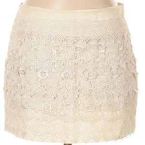NWT Lace Mini Skirt sz S